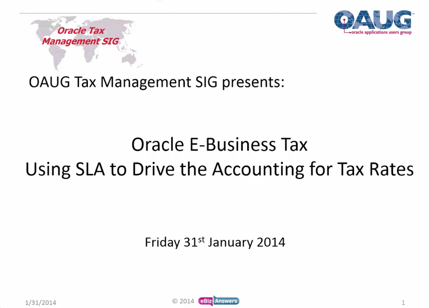 Webinar - How to set up VAT in the GCC